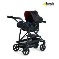 Hauck Rapid4 Trio Set Kombikinderwagen mit Babyschale 2017 Caviar Tango TravelSet