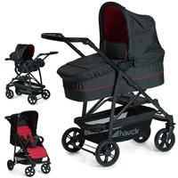 Hauck Rapid 4 Plus Trio-Set Kinderwagen mit Tragewanne & Babyschale 0+ Design 2019