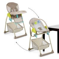 Hauck Sitn Relax 2in1 Highchair for newborns