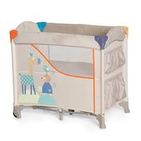 Hauck Sleep'n Care Beistellbett 80x50 cm Animals