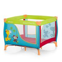 Hauck Sleep n Play SQ Reisebett 90x90 cm Jungle Fun 606117