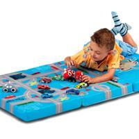 Hauck Sleeper Faltbare Reisebettmatratze 60x120 cm Playpark 890356 Als Spielmatte nutzbar