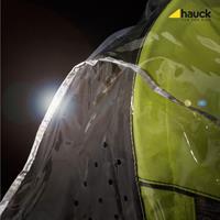 Hauck Wetterschutz Raincover Universal fuer Buggys 550182 Reflektierende Paspeln