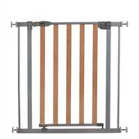 Hauck Wood Lock Safety Gate Schutzgitter zum Klemmen 75-81 cm