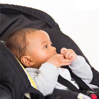 Hauck Zero Plus Babyschale Gruppe 0 Plus Schwarz 611104 Baby