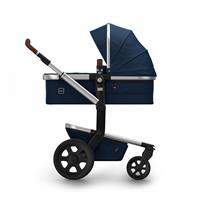 JOOLZ Day2 Earth Kombikinderwagen mit Tragewanne Parrot Blue Kinderwagen mit Babywanne ab Geburt