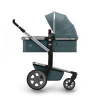 JOOLZ Day2 Quadro Kombikinderwagen mit Tragewanne Blu Kinderwagen mit Babywanne ab Geburt