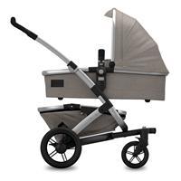 Joolz Geo Studio MONO Graphite Kinderwagen mit Tragewanne & Sportsitz