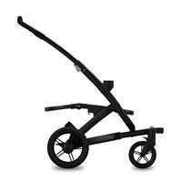 JOOLZ Geo Studio Kinderwagen Fahrgestell mit Einkaufskorb Noir