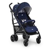 Joie BriskLX Buggy 2017 Midnight Navy Angle