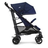 Joie BriskLX Buggy 2017 Midnight Navy Profile Hood