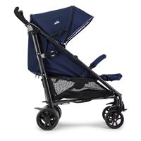 Joie BriskLX Buggy 2017 Midnight Navy Profile Recline