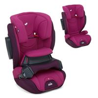 Joie Traver Shield mitwachsender Kindersitz mit Fangkörper Gruppe 1/2/3 Dhalia