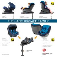 Joie Babyschale i-Gemm Denim Zest | Teil des Joie i-Anchor Safe Systems