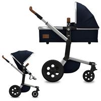 Joolz Day Earth Collection Kinderwagen Set mit Babywanne Parrot Blue 7294a Hauptbild