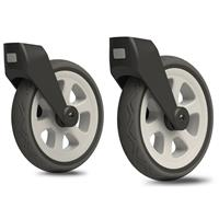 Joolz Day 2  All Terrain wheels Silver