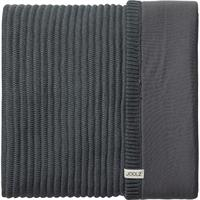Joolz Essentials Ribbed Decke - Anthrazit