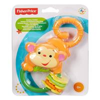 Fisher-Price Cooling Teeth Ring With A Grabbing Toy