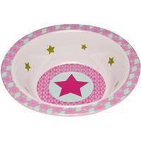 Lässig Schüssel Dish Bowl Melamine/Silicone Starlight Magenta