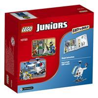 Lego Juniors Verfolgung mit dem Polizeihelikopter Detailansicht 01