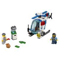 Lego Juniors Verfolgung mit dem Polizeihelikopter Detaillierte Ansicht 02