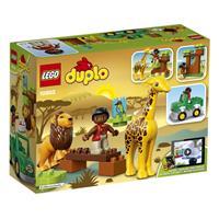 Lego Duplo Savanne 10802 Detailansicht 01