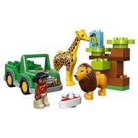 Lego Duplo Savanne 10802 Detaillierte Ansicht 02