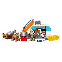 Lego Duplo Arktis 10803 Ansichtsdetail 03