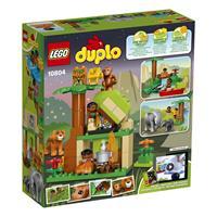 Lego Duplo Dschungel 10804 Detailansicht 01