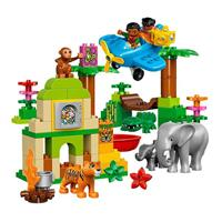 Lego Duplo Dschungel 10804 Detaillierte Ansicht 02
