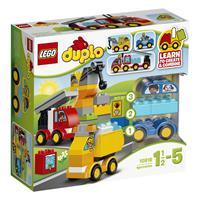 Lego Duplo Meine ersten Fahrzeuge 10816