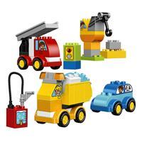 Lego Duplo Meine ersten Fahrzeuge 10816 Detaillierte Ansicht 02