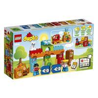 Lego Duplo Mein erster Lastwagen 10818 Detailansicht 01