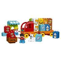 Lego Duplo Mein erster Lastwagen 10818 Detaillierte Ansicht 02