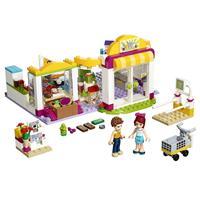 Lego Friends Heartlake Supermarkt 41118 Detaillierte Ansicht 02