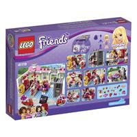 Lego Friends Heartlake Cupcake Café 41119 Detailansicht 01