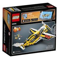 Lego Technic Düsenflugzeug 42044 Detailansicht 01