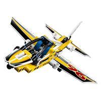Lego Technic Düsenflugzeug 42044 Ansichtsdetail 03