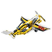 Lego Technic Düsenflugzeug 42044 Ausschnitt 04