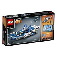 Lego Technic Renngleitboot 42045 Detailansicht 01