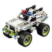 Lego Technic Polizei Interceptor 42047