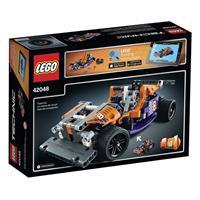 Lego Technic Renn Kart 42048 Detailansicht 01