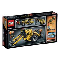 Lego Technic Bergbau Lader 42049 Detailansicht 01