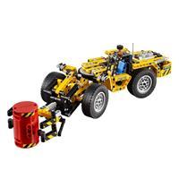 Lego Technic Bergbau Lader 42049 Detaillierte Ansicht 02