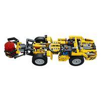 Lego Technic Bergbau Lader 42049 Ansichtsdetail 03