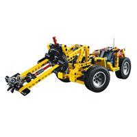 Lego Technic Bergbau Lader 42049 Ausschnitt 04