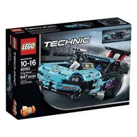 Lego Technic Drag Racer 42050 Detailansicht 01