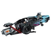 Lego Technic Drag Racer 42050 Ausschnitt 04