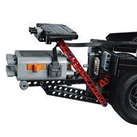 Lego Technic Drag Racer 42050 Detail 05