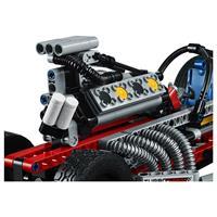 Lego Technic Drag Racer 42050 Auszug 06